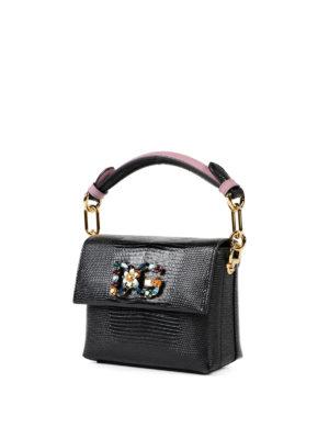 Dolce & Gabbana: bowling bags online - Millennials small handbag
