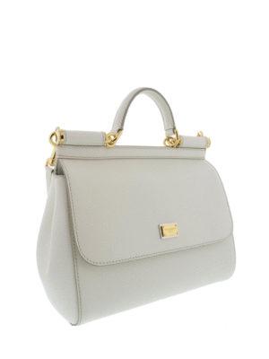 Dolce & Gabbana: bowling bags online - Sicily medium bag