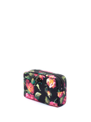 Dolce & Gabbana: Cases & Covers online - Floral print nylon beauty case