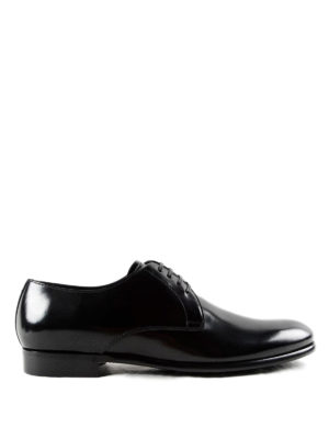 Dolce & Gabbana: classic shoes - Brushed leather Derby