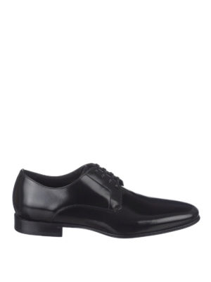 Dolce & Gabbana: classic shoes - Cameron calfskin derby shoes