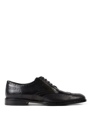 Dolce & Gabbana: classic shoes - Naples brogue Oxford shoes