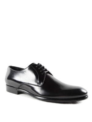 Dolce & Gabbana: classic shoes online - Brushed leather Derby