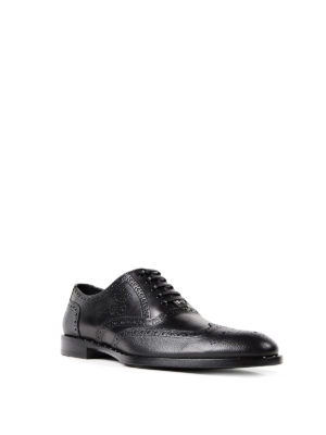 Dolce & Gabbana: classic shoes online - Naples brogue Oxford shoes
