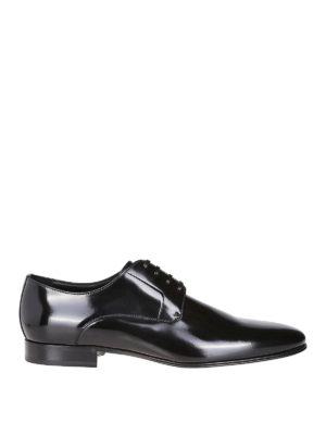 DOLCE & GABBANA: classiche - Scarpe classiche in vernice nera