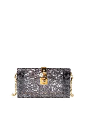 Dolce & Gabbana: clutches - Dolce box clutch