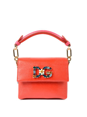 Dolce & Gabbana: clutches - Millennials mini handbag