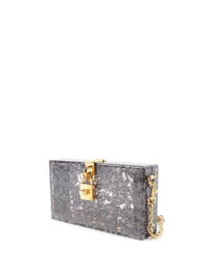 Dolce & Gabbana: clutches online - Dolce box clutch