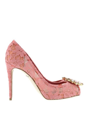 Dolce & Gabbana: court shoes - Bette court shoes