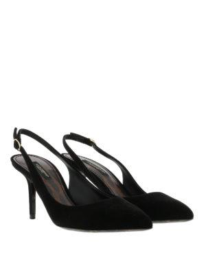 Dolce & Gabbana: court shoes online - Bellucci mid heel pumps
