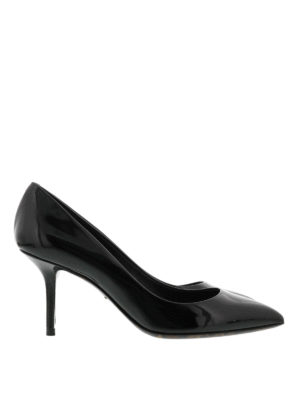 Dolce & Gabbana: court shoes - Patent leather court shoes
