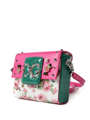 Dolce & Gabbana: cross body bags online - DG Millennials S crossbody bag