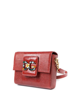 Dolce & Gabbana: cross body bags online - Leather Millennials bag