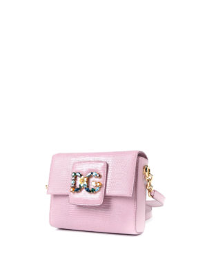 Dolce & Gabbana: cross body bags online - Millennials leather bag