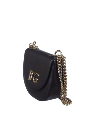 Dolce & Gabbana: cross body bags online - Wifi leather small bag
