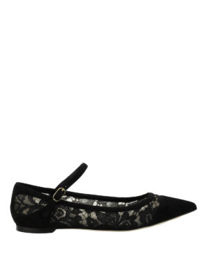 Dolce & Gabbana: flat shoes - Bellucci flat shoes