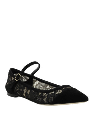 Dolce & Gabbana: flat shoes online - Bellucci flat shoes