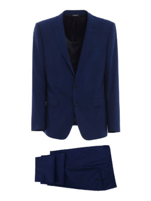 Dolce & Gabbana: formal suits - Virgin wool tailored formal suit