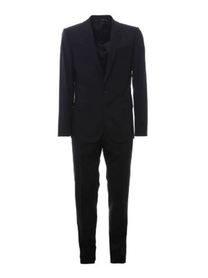 Dolce & Gabbana: formal suits - Virgin wool two-piece suit