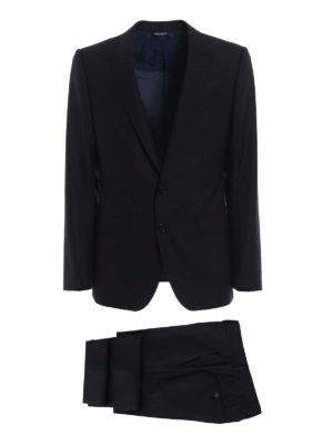Dolce & Gabbana: formal suits - Wool and silk tailored formal suit