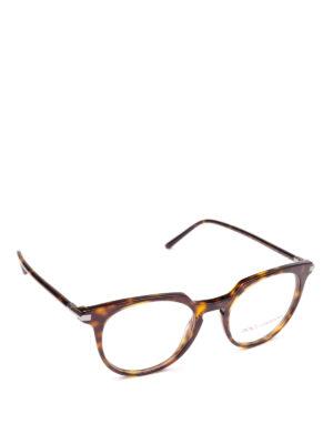 DOLCE & GABBANA: Occhiali - Occhiali da vista in acetato tartarugato