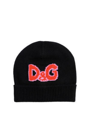DOLCE & GABBANA: cappelli - Cappello Queen in cashmere