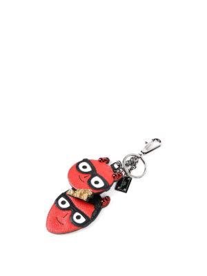 Dolce & Gabbana: key holders online - #DGFamily charm key holder