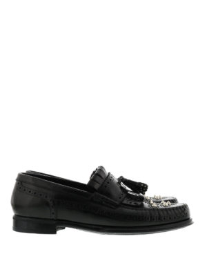 Dolce & Gabbana: Loafers & Slippers - Brogue loafers