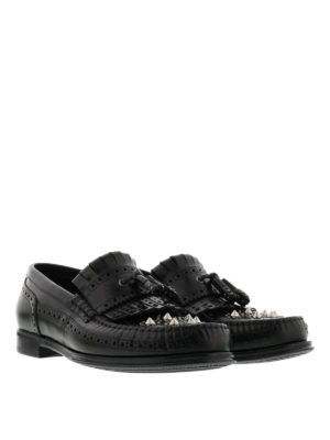 Dolce & Gabbana: Loafers & Slippers online - Brogue loafers