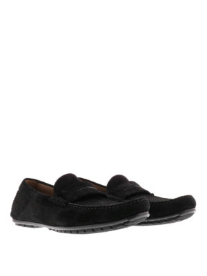 Dolce & Gabbana: Loafers & Slippers online - Suede loafers