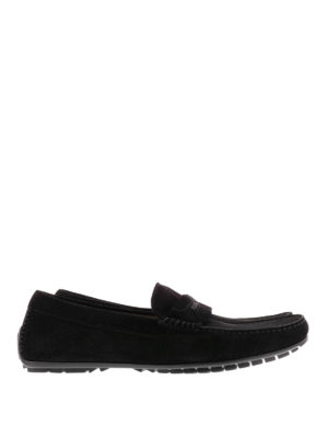 Dolce & Gabbana: Loafers & Slippers - Suede loafers