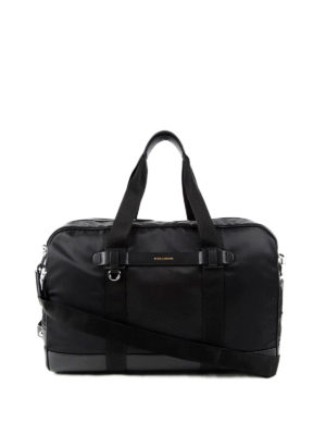 Dolce & Gabbana: Luggage & Travel bags - Boston nylon and leather travel bag