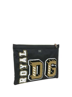DOLCE & GABBANA: pochette online - Portadocumenti DG Royal