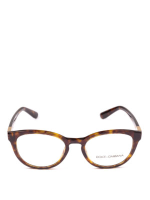 DOLCE & GABBANA: Occhiali online - Occhiali da vista pantos tartarugati