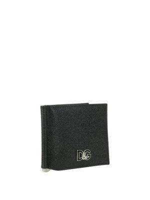 DOLCE & GABBANA: portafogli online - Portafoglio D&G con fermasoldi