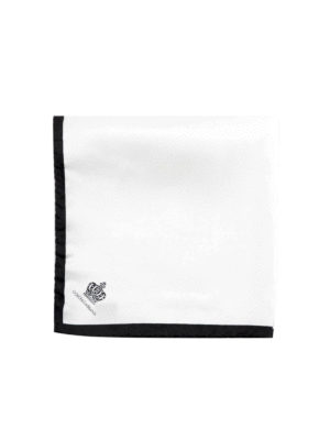 Dolce & Gabbana: scarves - Silk pocket square