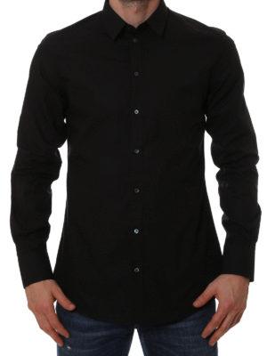 Dolce & Gabbana: shirts online - Cotton poplin shirt