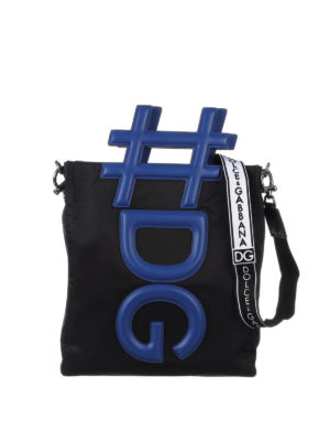 Dolce & Gabbana: shoulder bags - Instabag shopping bag