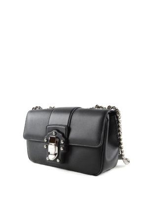 Dolce & Gabbana: shoulder bags online - Brushed leather Lucia shoulder bag