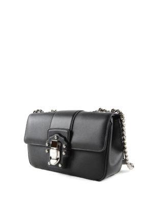 Dolce & Gabbana: shoulder bags online - Brushed leather Lucia shoulder bag