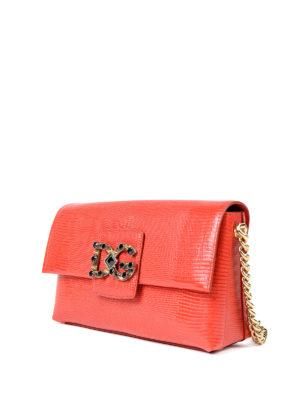 Dolce & Gabbana: shoulder bags online - DG Millennials jewel shoulder bag