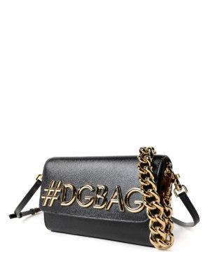 Dolce & Gabbana: shoulder bags online - DG Millennials small shoulder bag
