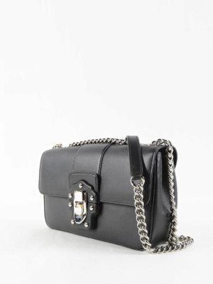 Dolce & Gabbana: shoulder bags online - Lucia smooth leather shoulder bag