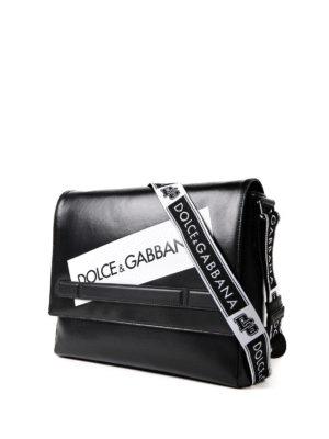 Dolce & Gabbana: shoulder bags online - Mediterraneo messenger bag