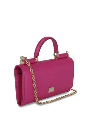Dolce & Gabbana: shoulder bags online - Miss Sicily small shoulder bag