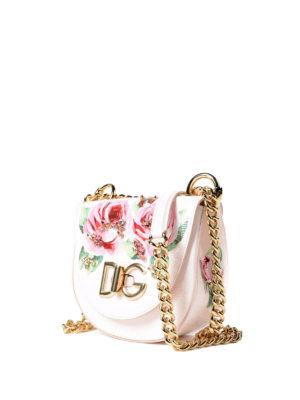 Dolce & Gabbana: shoulder bags online - Small embellished Wifi bag
