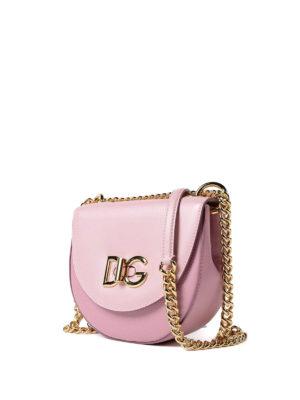 Dolce & Gabbana: shoulder bags online - Wifi medium leather bag