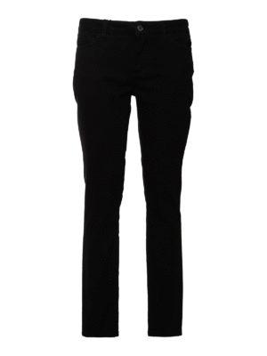 Dolce & Gabbana: skinny jeans - Lemon patch skinny jeans