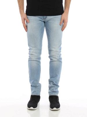 Dolce & Gabbana: straight leg jeans online - Classic denim jeans