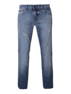DOLCE & GABBANA: jeans dritti